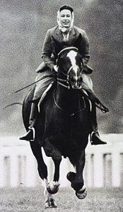 Queen Riding at Ascot 1964