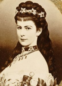Elisabeth as Empress of Austria, empowered woman