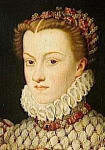 young catherine de medici