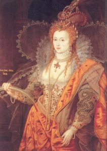 Rainbow Portrait of Elizabeth I