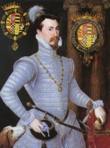 Robert Dudley Earl of Leiscester