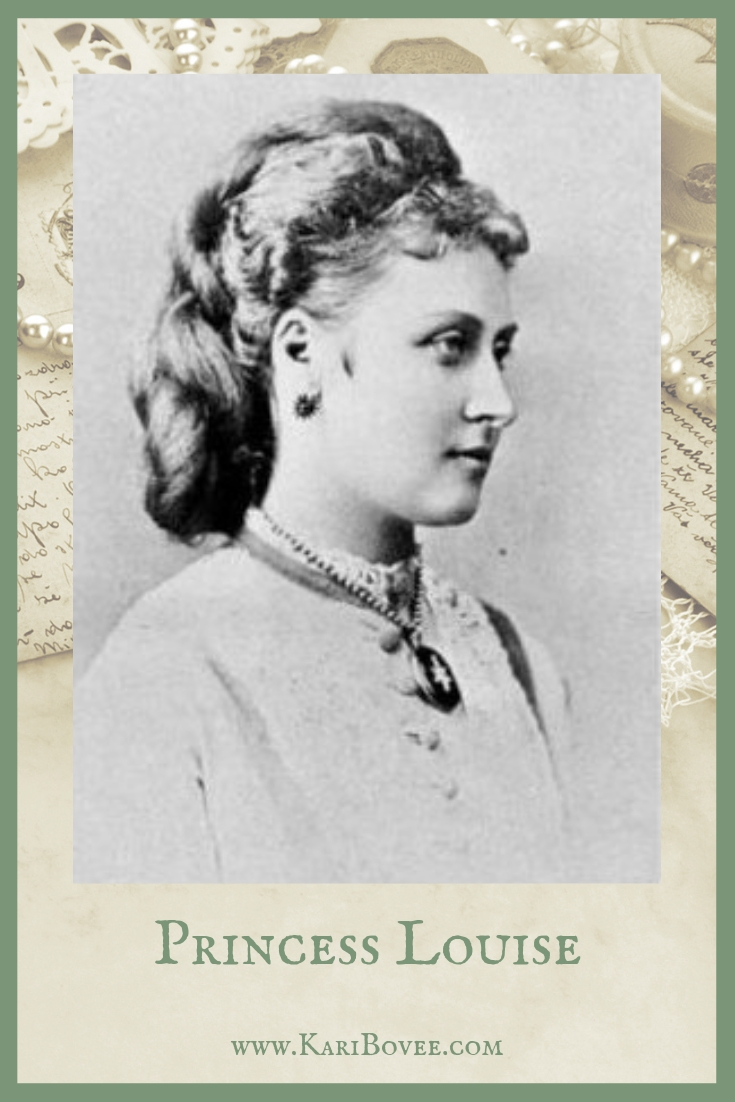 Princess Louise | Queen VIctoria | Kari Bovee | Empowered Women in History