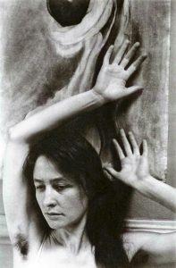 nude of Georgia O'Keeffe