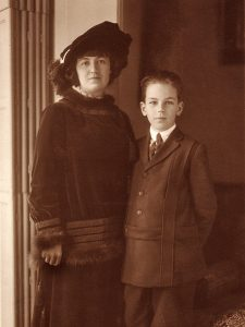 Mabel and her son John