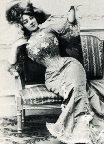 Supposed photo of Madam Perle de Vere