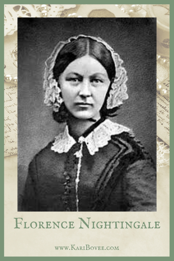 Florence Nightingale | Kari Bovee | Empowered Women in HIstory