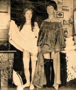 Prostitutes 1800's