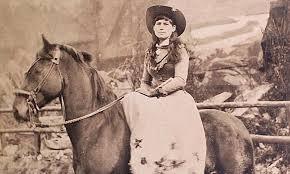 Annie Oakley horse