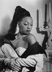 Josephine Baker - Glamour Shot