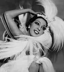 Glamour shot - Josephine Baker