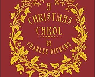 Kari Bovee Charles Dickens History A Christmas Carol