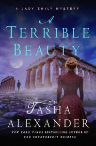 A Terrible Beaty by Tasha Alexander - Historical Mystery Books