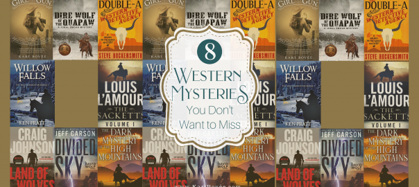 8 Western Historical Mysteries You don't Want to Miss