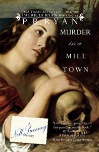 Murder in a Mill Town by P.B. Ryan - Historical Mystery Books