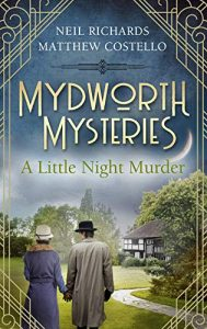 A Little Night Murder by Neil Richards and Matthew Costello - Historical Mystery Books
