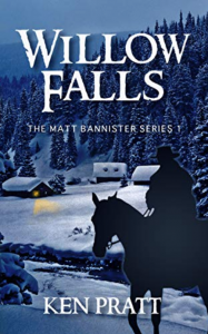Western Mystery Books - Willow Falls by Ken Pratt
