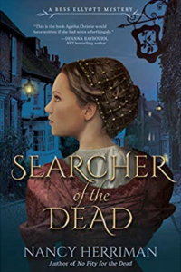Historical Fiction Books - Historical Mystery Hidden Gems - Searcher of the Dead by Nancy Herriman
