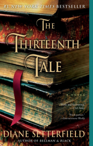 Historical Fiction Books - Historical Mystery Hidden Gems - The Thirteenth Tale by Diane Setterfield