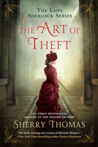 Historical Fiction Books - Historical Mystery Hidden Gems - The Art of Theft by Sherry Thomas