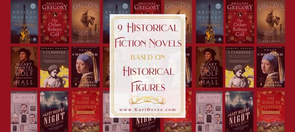 Historical Novels Featuring HIstorical Figures