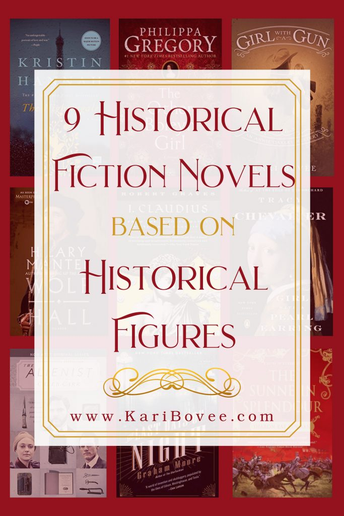 Historical Novels Based on Historical Figures