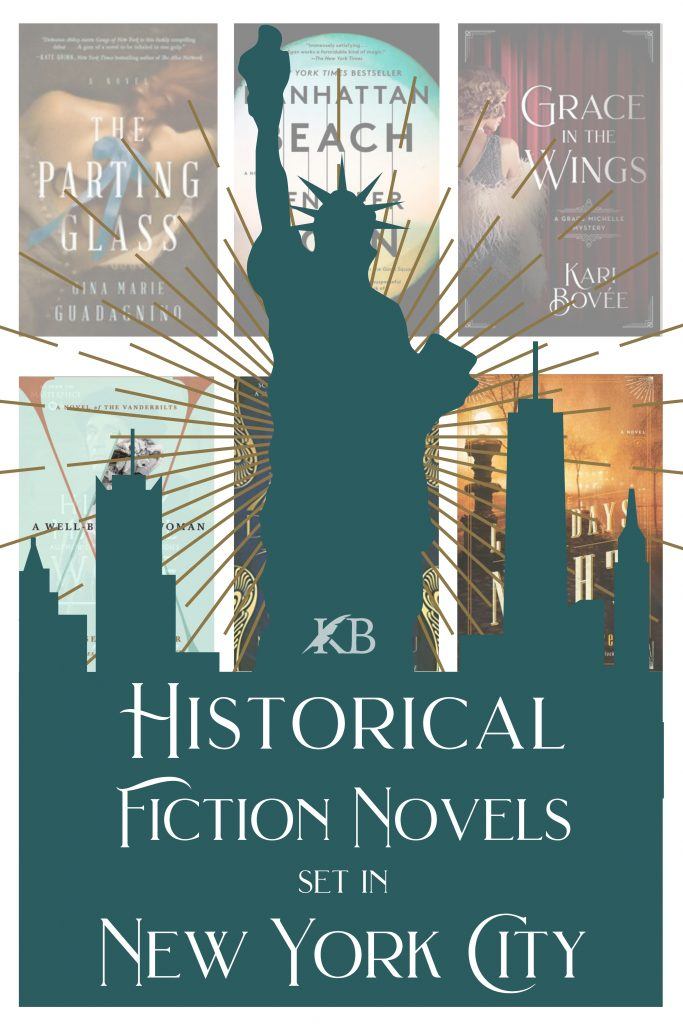 9 historical fiction novels set in new york city books to read