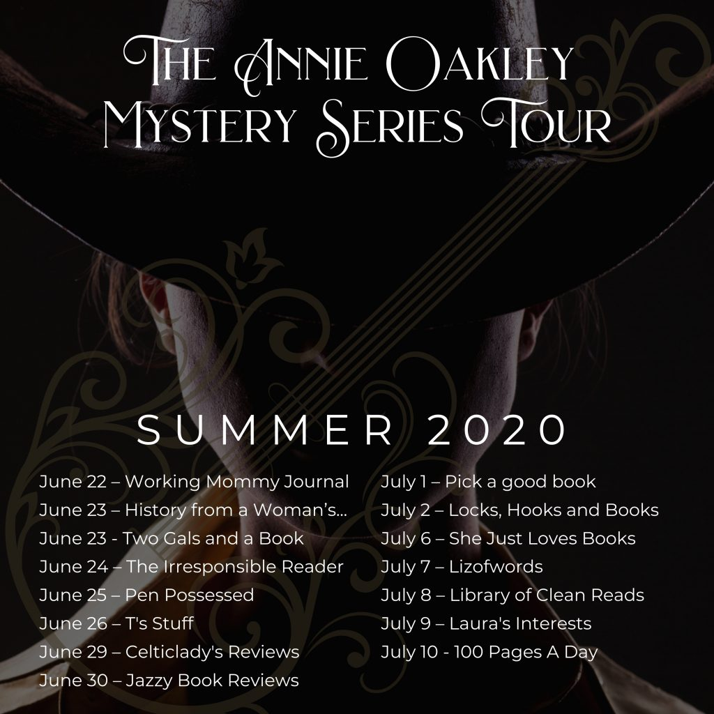 The Annie Oakley Mystery Series BlogTour