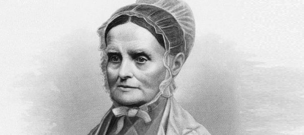 Lucretia Mott- Empowered Women in History - Historical Fiction Author Kari Bovee