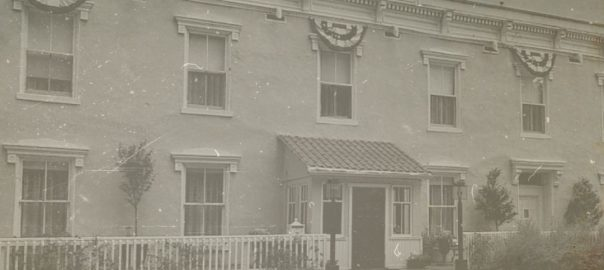 ghosts who reportedly reside at the St. James Hotel in Cimarron, New Mexico.