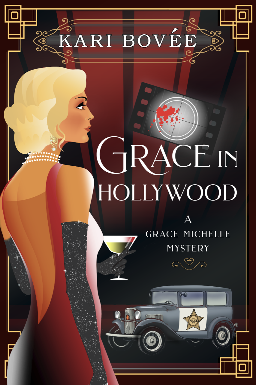 Grace in Hollywood Book Cover